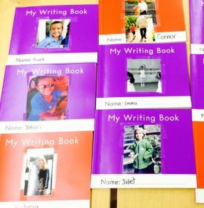 JK - writing notebooks